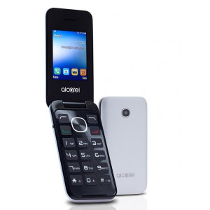Alcatel OT-2051D Metal Silver