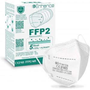 Enhance Respirátor FFP2 NR / KN95 1ks/bal