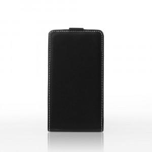 ForCell púzdro pre LG G3 black otváranie do dola