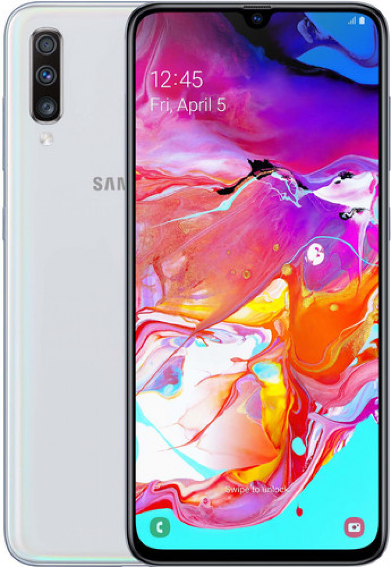 Samsung Galaxy A70 A705F Dual SIM White