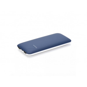 Powerbank 7000 mAh - Puridea S5 s dvomi zásuvkami USB - modrý