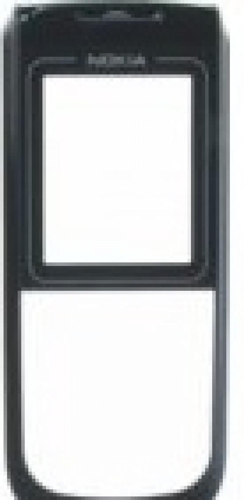 Kryt Nokia 1680 predný sivý  a2579575514