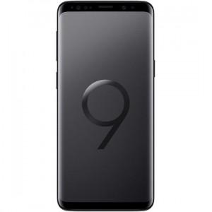 Samsung Galaxy S9 Single SIM, Midnight Black (SM-G960FZKATMS)