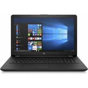 """HP 15-bs165nc/ i3-5005U/ 4GB DDR3L/ 1TB (5400)/ Intel HD 5500/ 15,6"""" HD SVA/ DVD-RW/ W10H/ Černý 6TG51EA#BCM"""