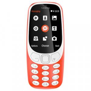 NOKIA 3310 Warm Red  Dual SIM