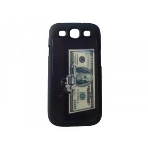 Púzdro pre Samsung Galaxy S3 - 3D Dolár