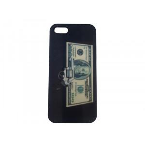 Púzdro 3D iPhone 5 Dolár