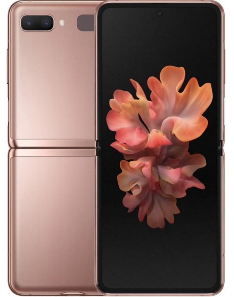 Samsung SM-F707B Galaxy Z Flip 5G 8GB/256GB Mystic Bronze Trieda A+