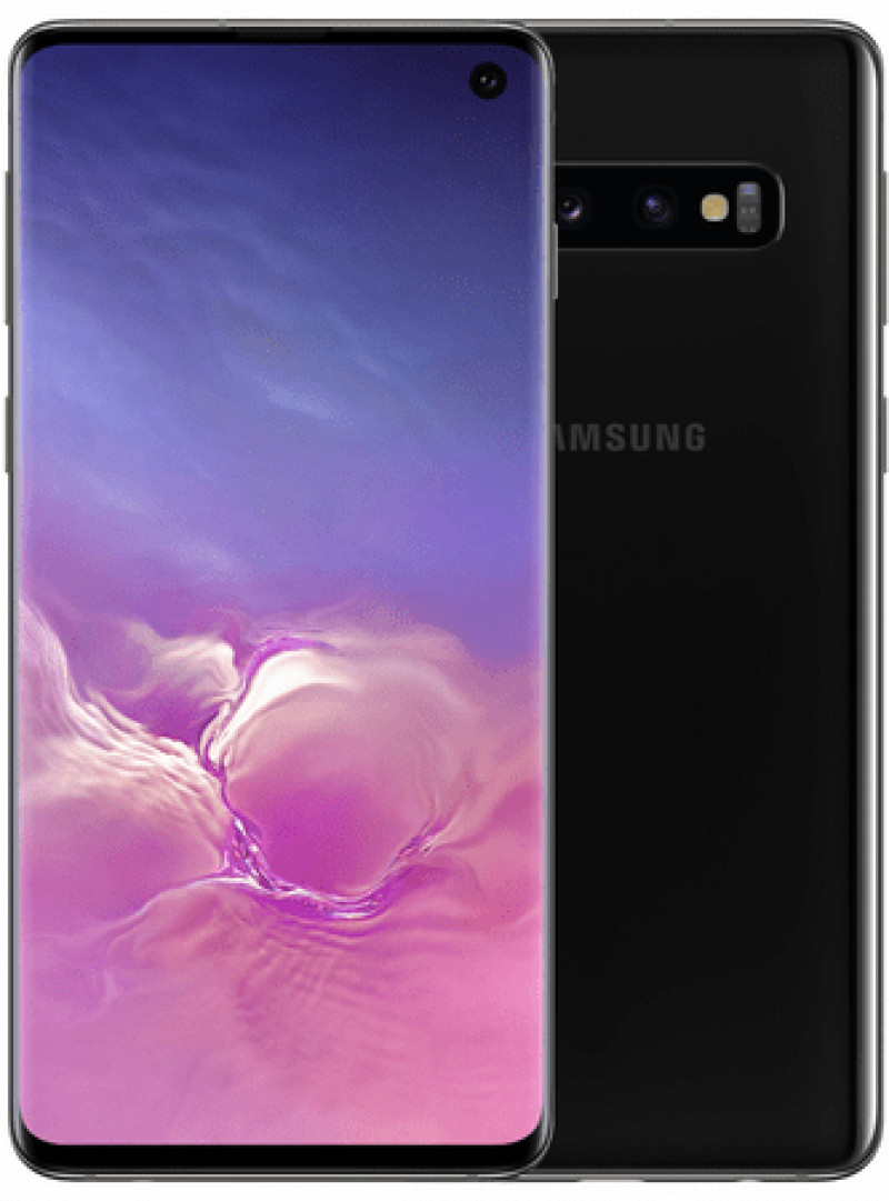 Samsung Galaxy S10 G973F 512GB Dual Sim Black