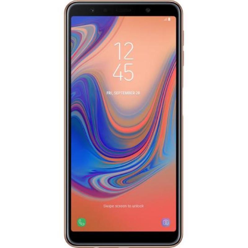 Samsung Galaxy A7 A750F (2018) Dual Sim Gold