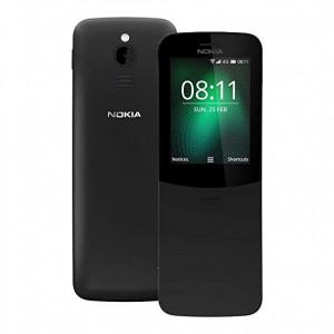 Nokia 8110 4G 32GB Dual SIM Black