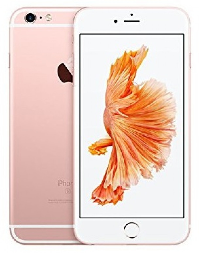Apple Iphone 6S 128GB Rose Gold Trieda A