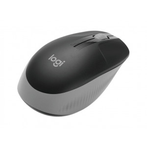 Logitech M190 Wireless Mouse Grey 910-005906