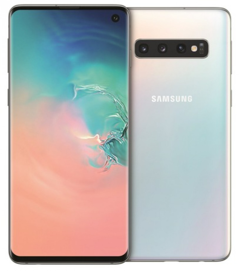 Samsung Galaxy S10 G973F 512GB Dual Sim White