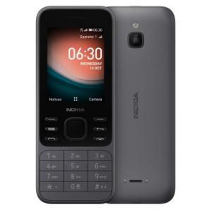 Mobilný telefón Nokia 6300 4G (16LIOB01A02) sivý