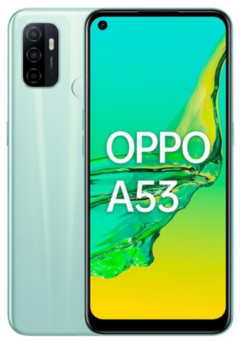 OPPO A53 4GB/64GB Dual SIM Mint cream