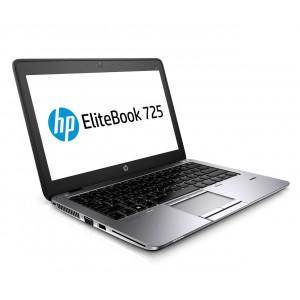 """HP EliteBook 725 G4 QC A8-9600B/8GB/128GB-SSD/12.5""""HD/W10"""