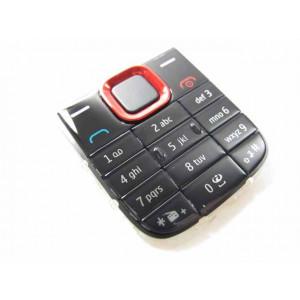 Nokia 5130 klávesnica (červená)