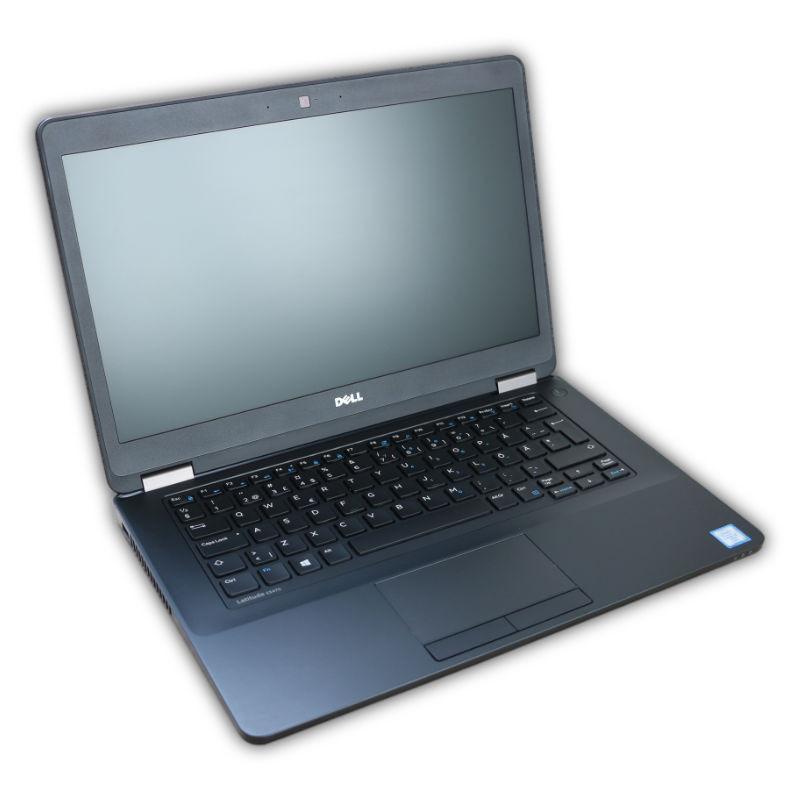 """Dell Latitude E5470 i5-6440HQ/8GB/240GB-SSD/14""""FHD/W10P"""