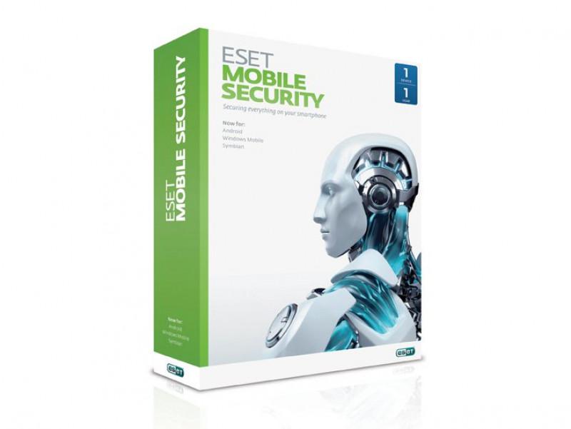 BOX ESET Mobile Security - 1 rok