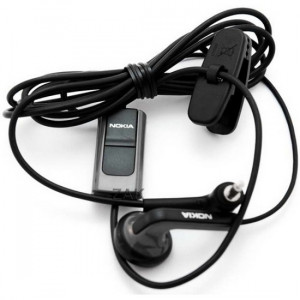 Nokia HS-40 hands-free black