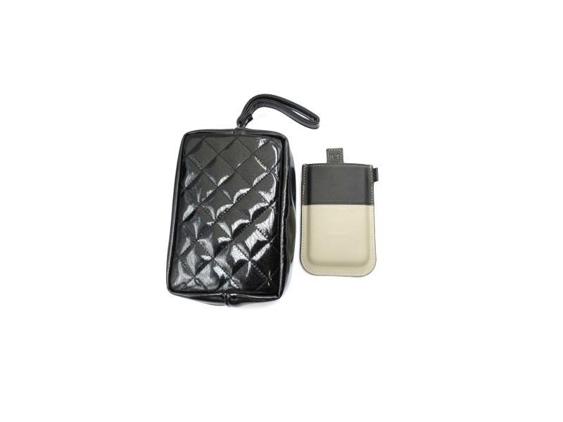 HTC kožené púzdro Duopack