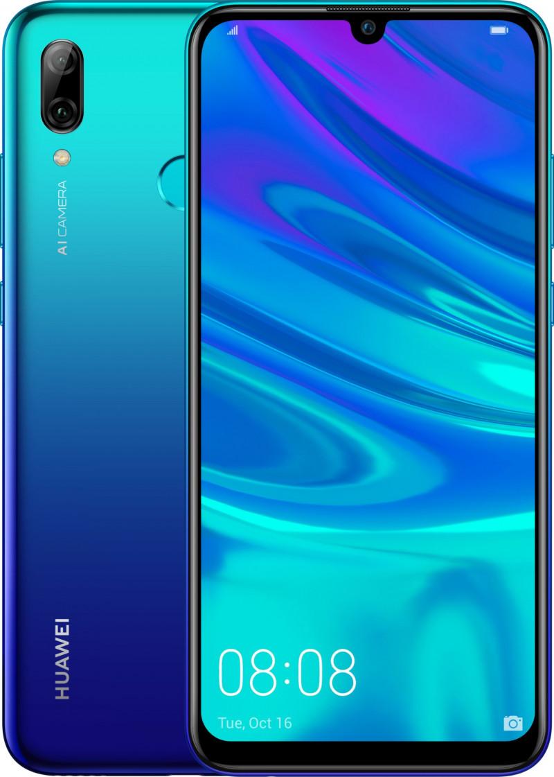 Huawei P Smart (2019) Dual-Sim 64GB Aurora Blue