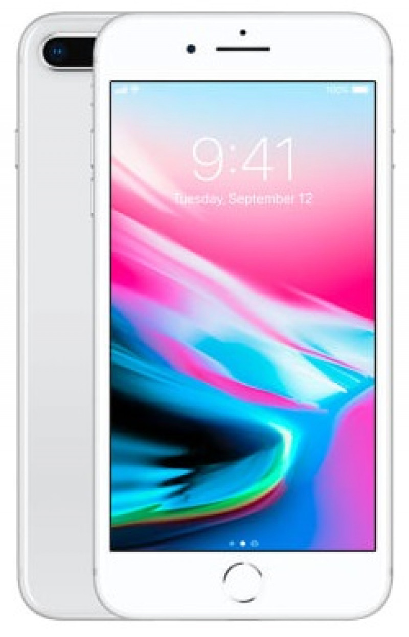Apple iPhone 8 Plus 64GB Silver Trieda A+