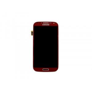 LCD displej Samsung Galaxy S4 i950 Red