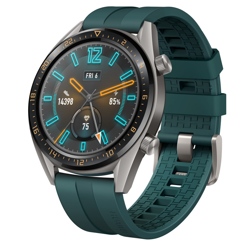 Huawei Watch GT Titanium Grey Stainless steel