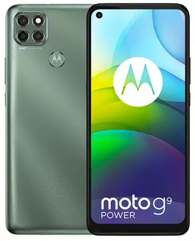Motorola Moto G9 Power 4 / 128GB DS Metallic Sage