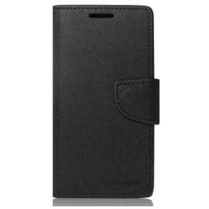 Púzdro Mercury FANCY diary Apple Iphone 5 5S čierne 1b2296a3cd3