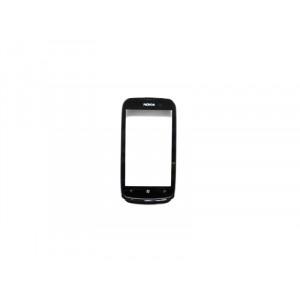 Dotyková doska + predný kryt Nokia Lumia 610 Black
