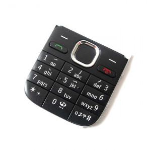 Nokia 5130 klávesnica (strieborná)