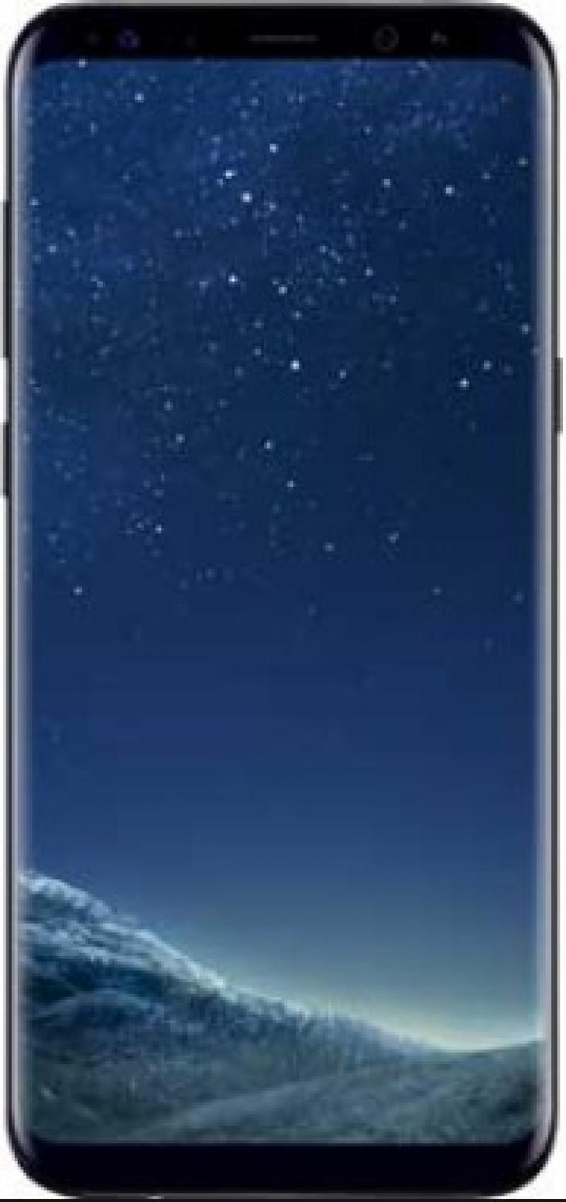 Samsung Galaxy S8+ G955FD 64GB Dual SIM Black