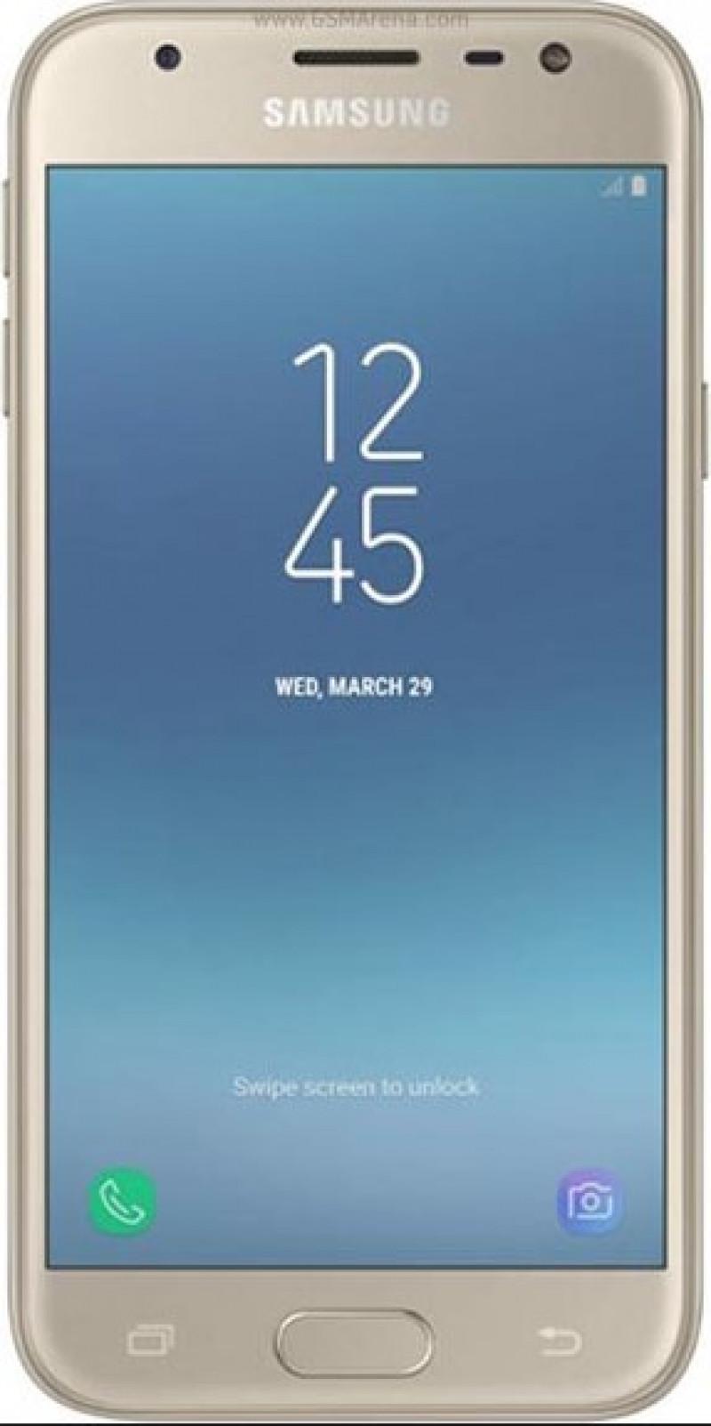 Samsung Galaxy J3 2017 J330F Single SIM Gold  411b89252e1