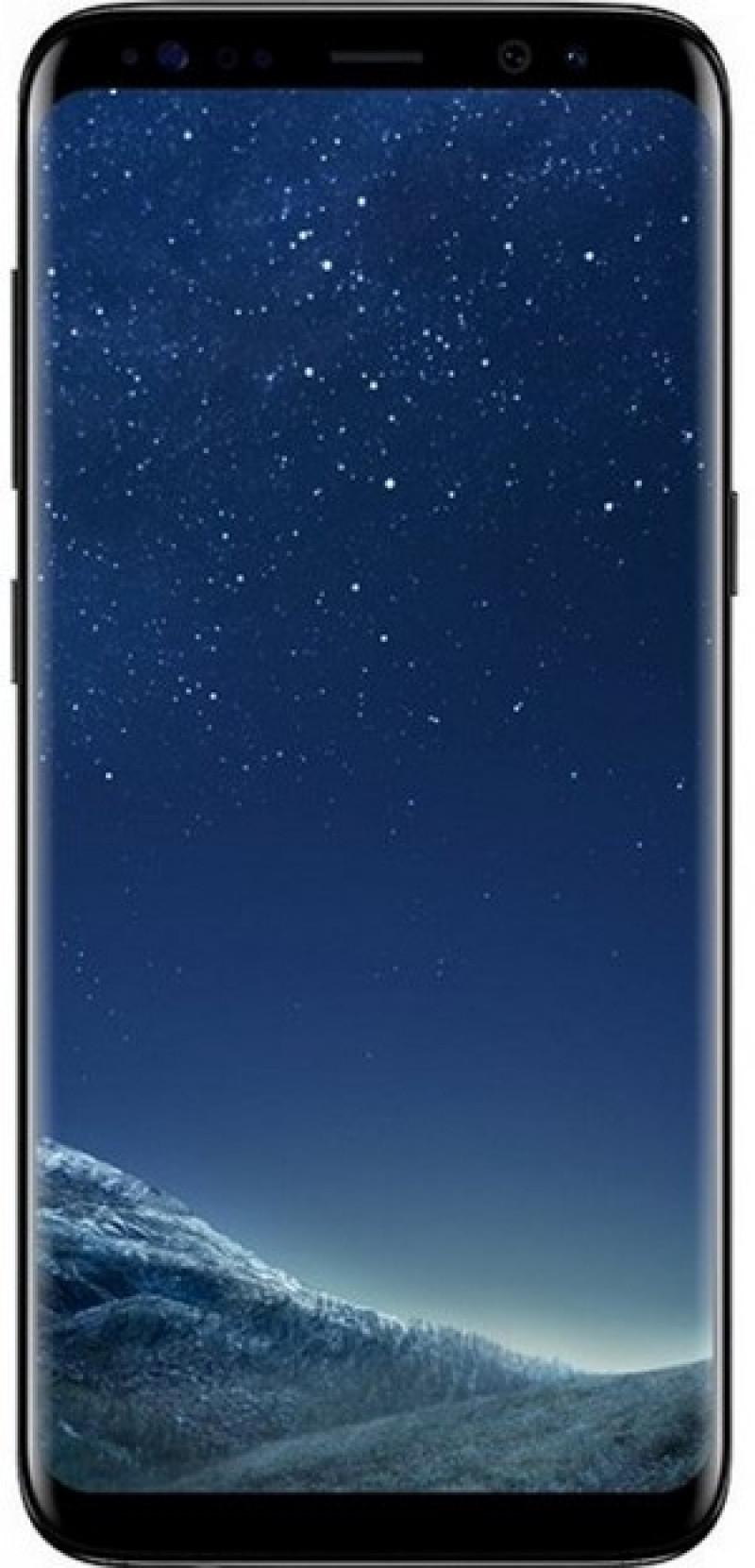 Samsung Galaxy S8+ G955 Black + Ochranné sklo (používaný)