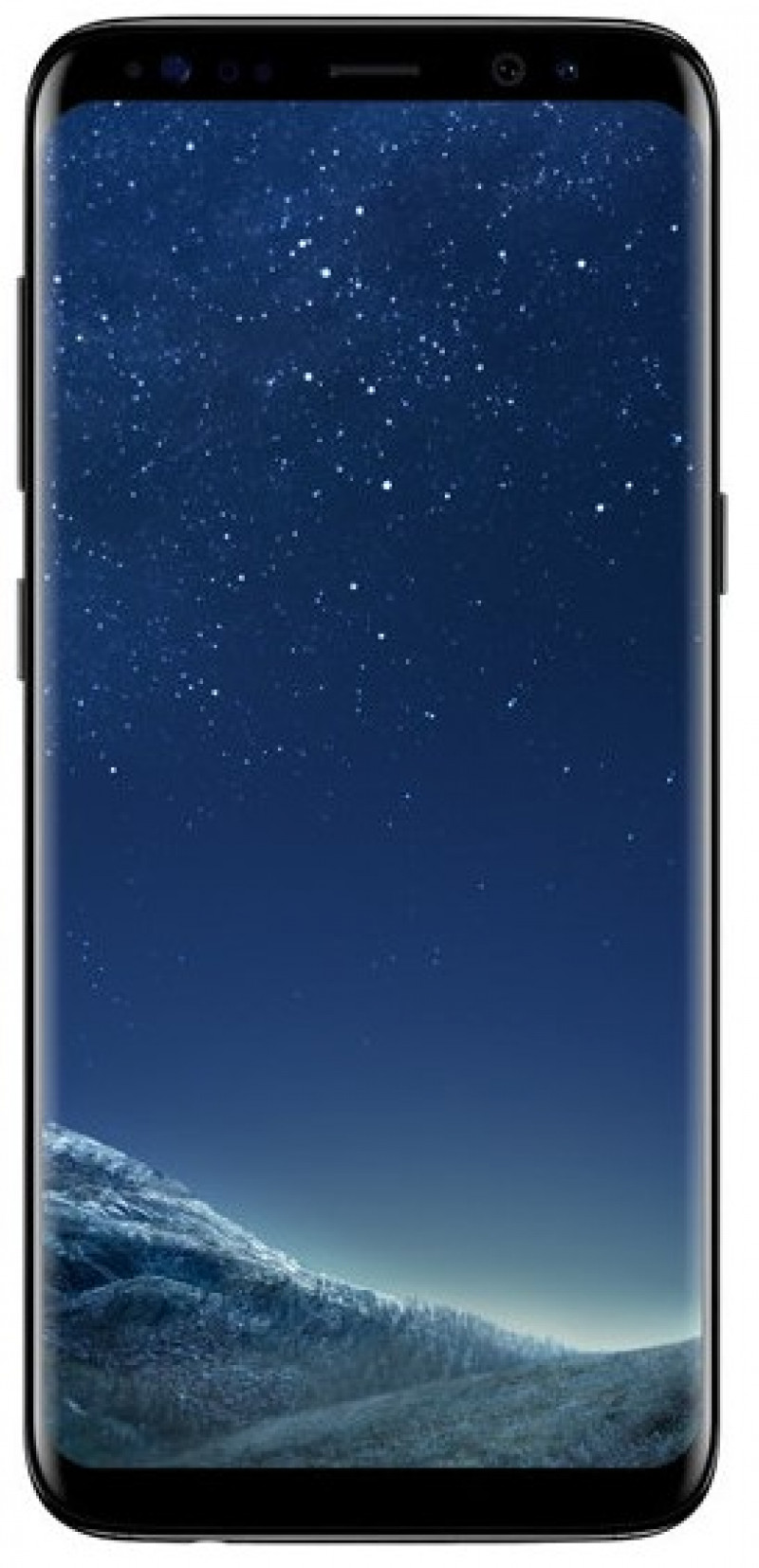 Samsung Galaxy S8 G950 Black (otvorené balenie)