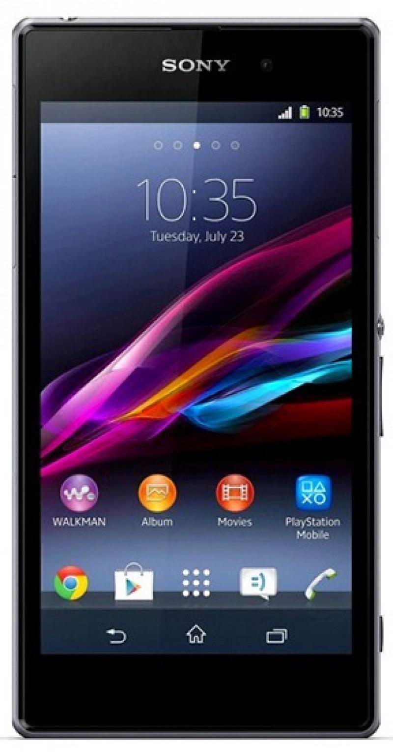 Sony Xperia Z1 Black Trieda C
