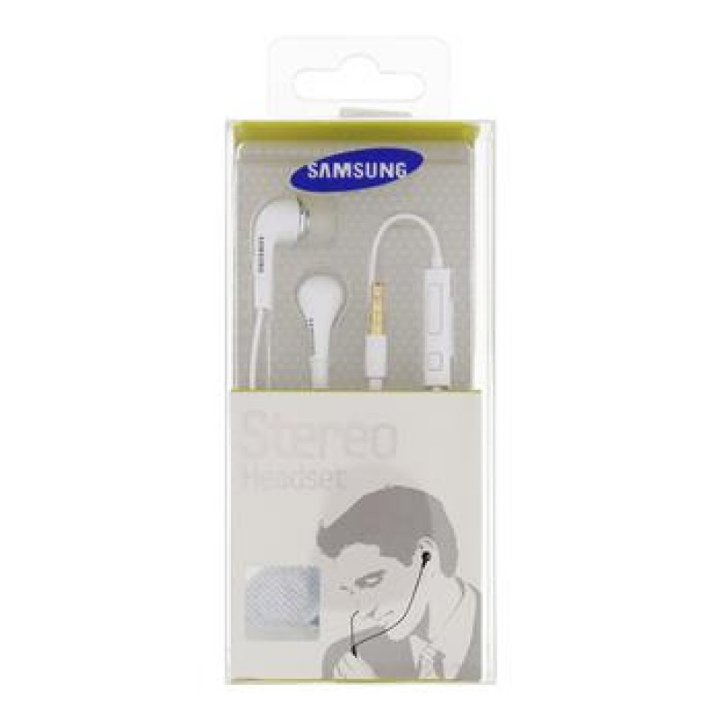 EHS64AVFWE Samsung Stereo HF White (EU Blister)