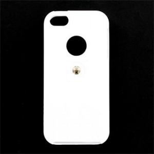 Tetrax XCase Silikónové púzdro pre Apple iPhone 6 Plus white (EU Blister)