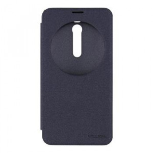 Nillkin Sparkle S-View Púzdro Black pre ASUS Zenfone 2 ZE551ML