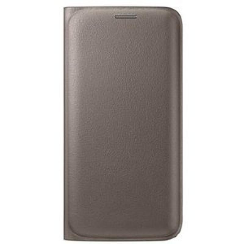 EF-WG935PFE Samsung Book Pouzdro Gold pro G935 Galaxy S7 Edge (EU Blister)