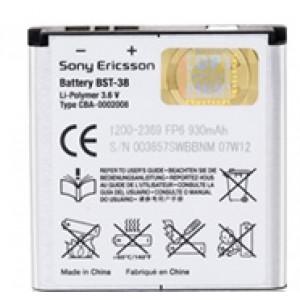 BST-38 SonyEricsson batéria 970mAh Li-Pol (Bulk)