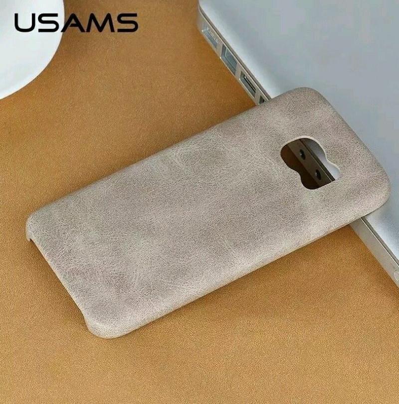 USAMS Bob Zadný Kryt Cream pre Samsung G930 Galaxy S7