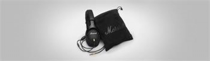 Marshall Monitor Android Stereo Headset Black