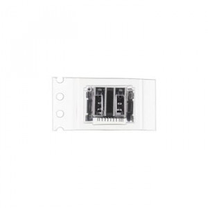 Dobíjecí microUSB Konektor Samsung  pro i9301, T810,....