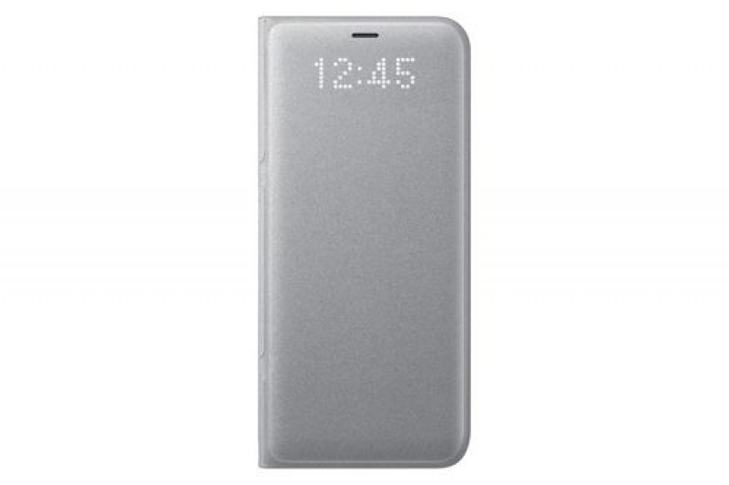 EF-NG950PSE Samsung LED View Case Silver pro G950 Galaxy S8 (EU Blister)