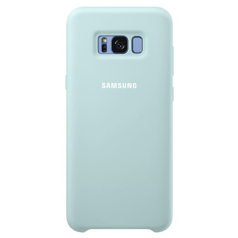 EF-PG955TLE Samsung Silicone Cover Blue pro G955 Galaxy S8 Plus (EU Blister)