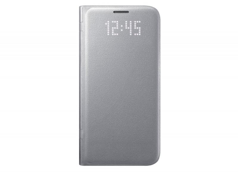 EF-NG930PSE Samsung LED Pouzdro Silver pro G930 Galaxy S7 (Bulk)
